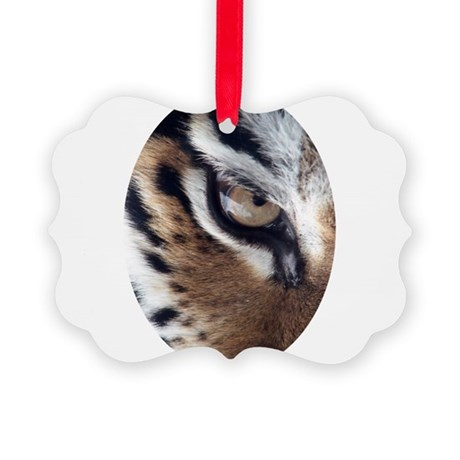 tigereye.jpg Picture Ornament