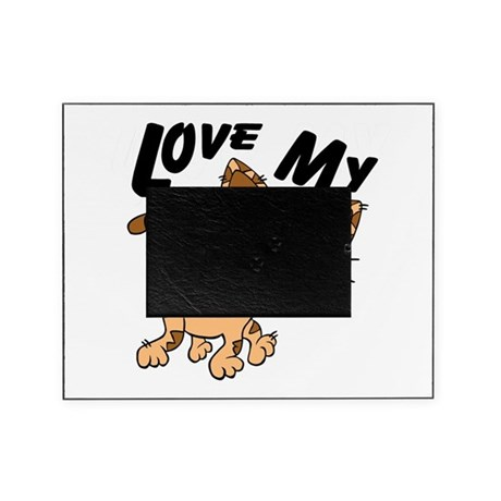lovecat.png Picture Frame