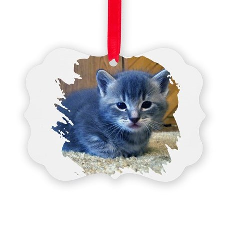 kitten4a.png Picture Ornament