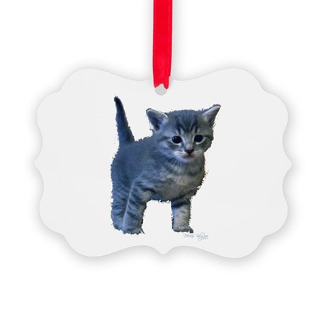 kitten6a.png Picture Ornament