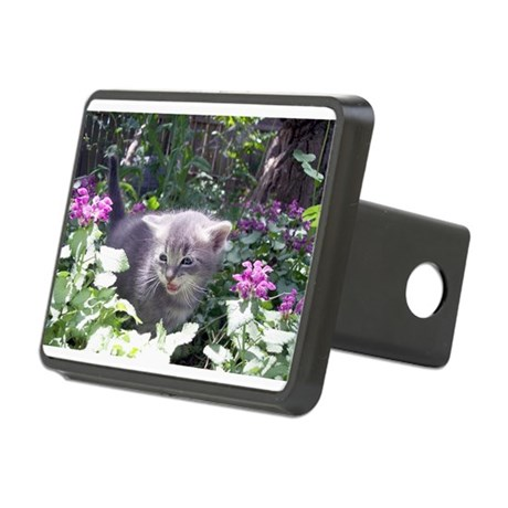 kitten1b.png Rectangular Hitch Cover