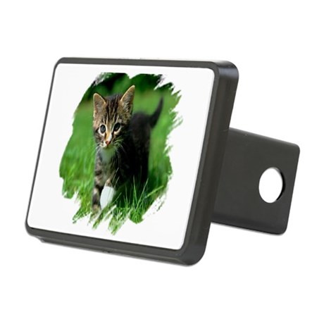 kitten Rectangular Hitch Cover