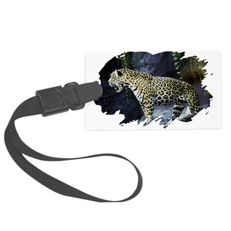jaguar Large Luggage Tag
