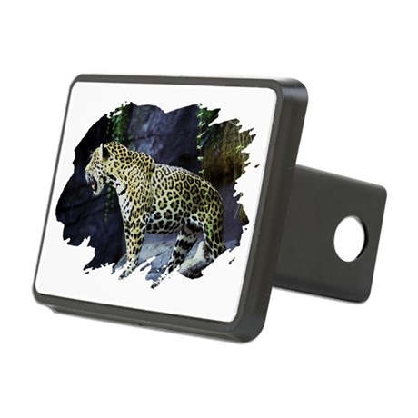 jaguar Rectangular Hitch Cover