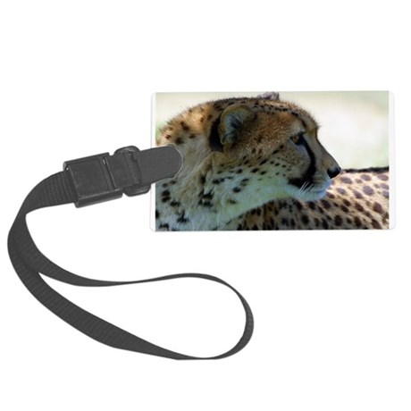 cheeta Large Luggage Tag