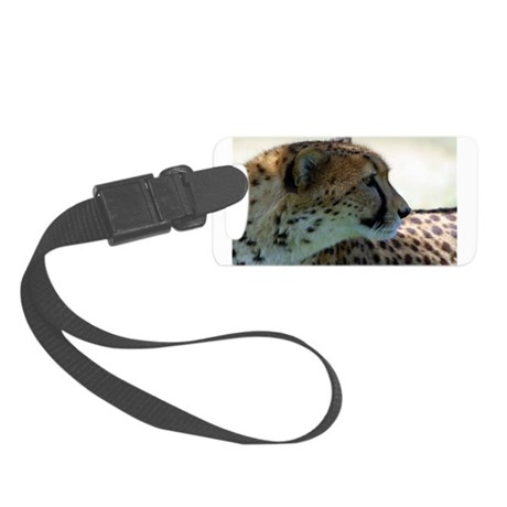 cheeta Small Luggage Tag