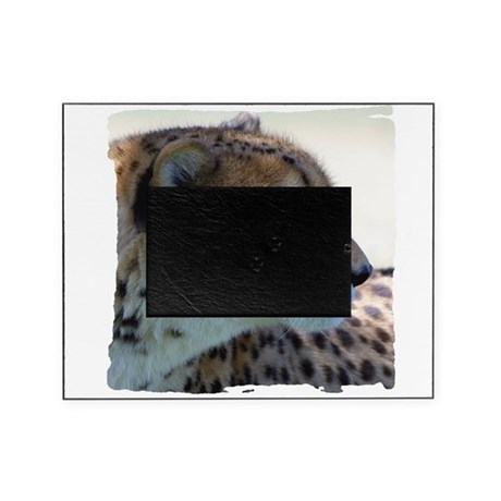 cheeta Picture Frame