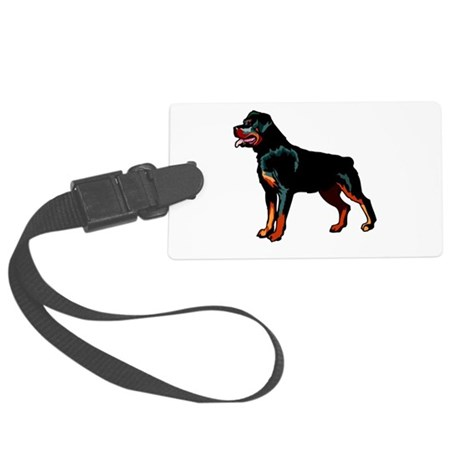 rott Large Luggage Tag