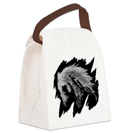 horse10ha.png Canvas Lunch Bag
