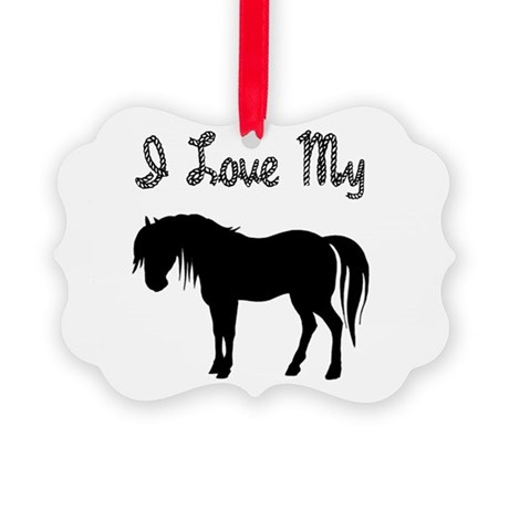 pony3.png Picture Ornament