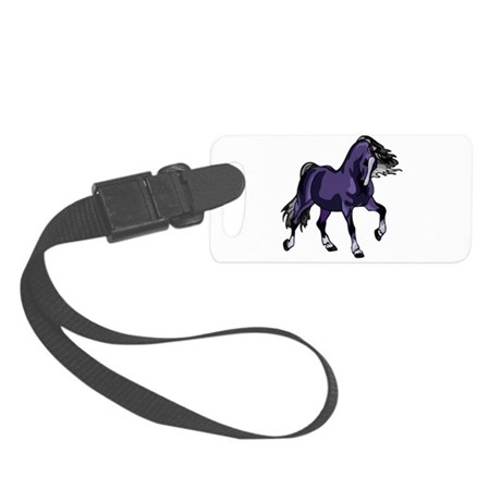 horse5.png Small Luggage Tag