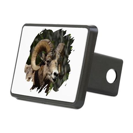 bighorn.png Rectangular Hitch Cover