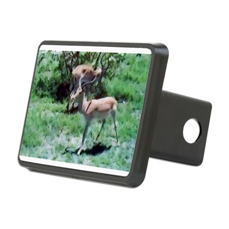 Gazelle Rectangular Hitch Cover