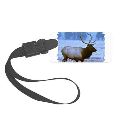 elk Small Luggage Tag