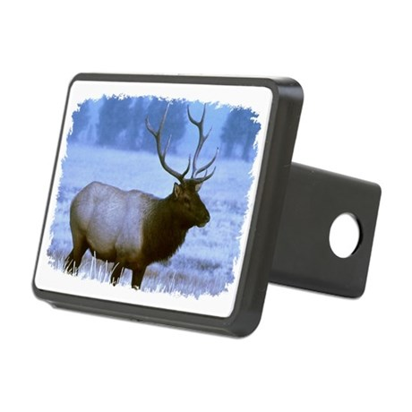 elk Rectangular Hitch Cover