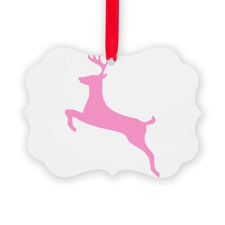 deer5.png Picture Ornament