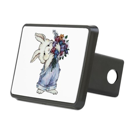 rabbit.png Rectangular Hitch Cover