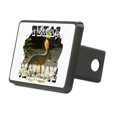 Jackolope1a2.png Rectangular Hitch Cover