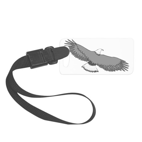 eagle Small Luggage Tag