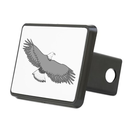 eagle Rectangular Hitch Cover