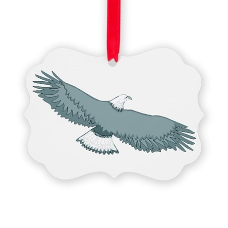 eagle Picture Ornament