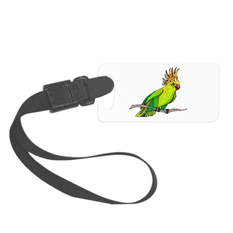 parrot Small Luggage Tag