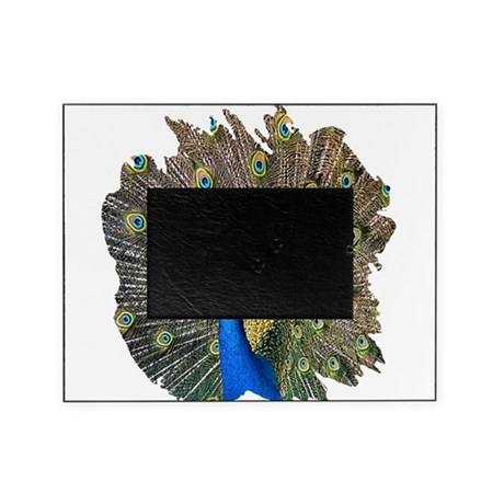 peacock.png Picture Frame