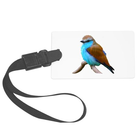 bluebird.png Large Luggage Tag
