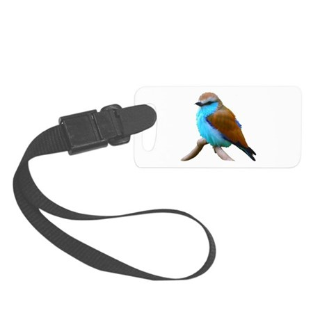 bluebird.png Small Luggage Tag