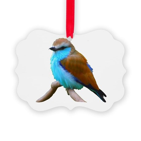 bluebird.png Picture Ornament