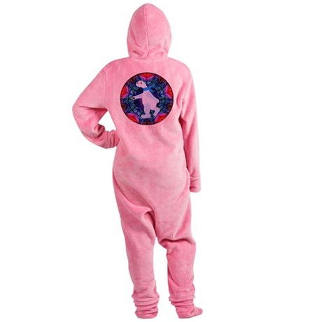 bearpolar1a.png Footed Pajamas