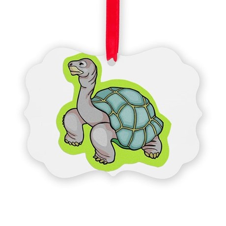 turtle.png Picture Ornament
