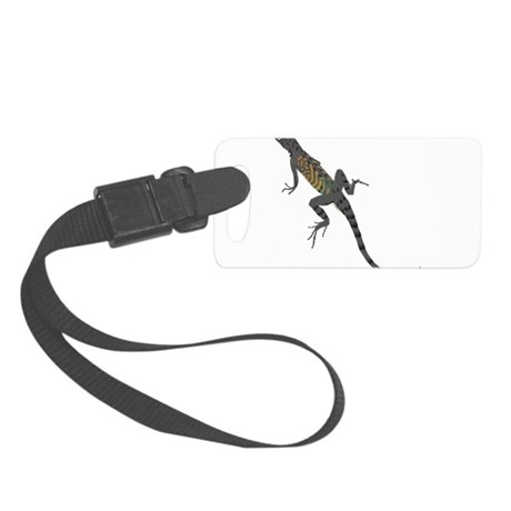 lizard1.png Small Luggage Tag