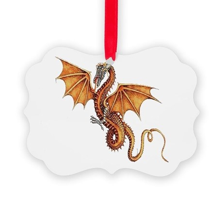 dragon10.png Picture Ornament
