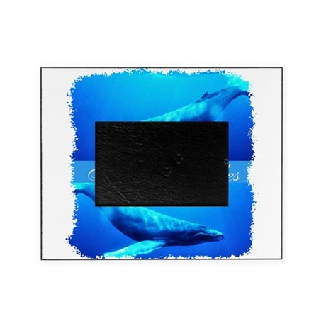 whales4.png Picture Frame
