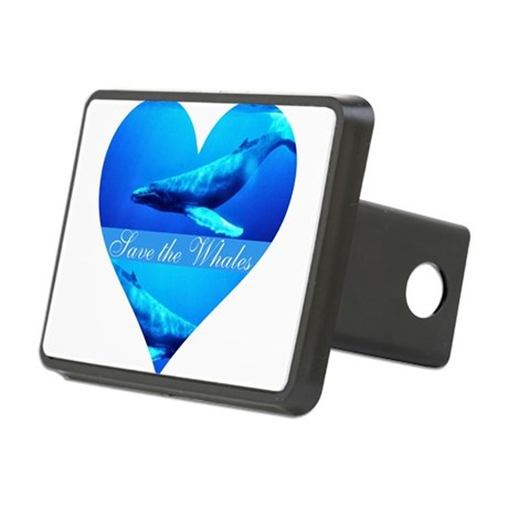 whales4a.png Rectangular Hitch Cover