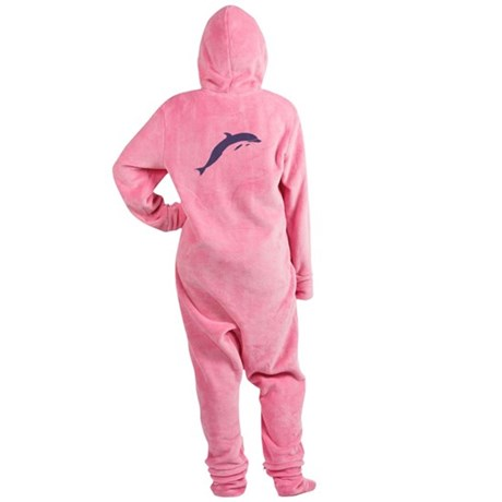 dolphin Footed Pajamas
