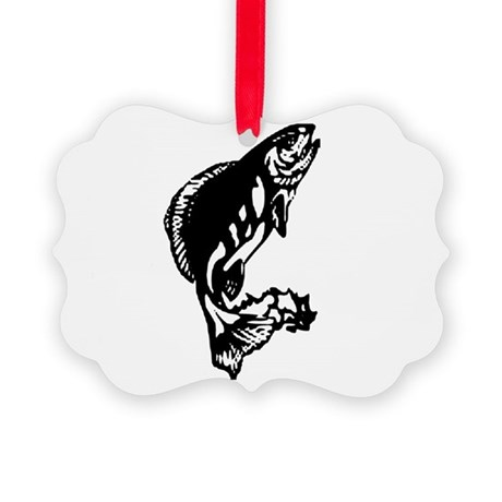 fish1.jpg Picture Ornament