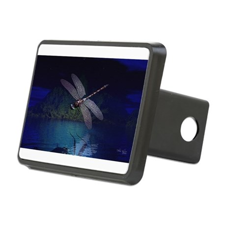 dragonfly10asq.jpg Rectangular Hitch Cover
