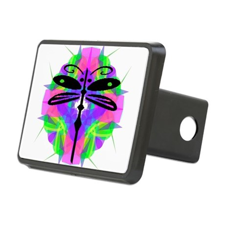 dragonfly20.png Rectangular Hitch Cover