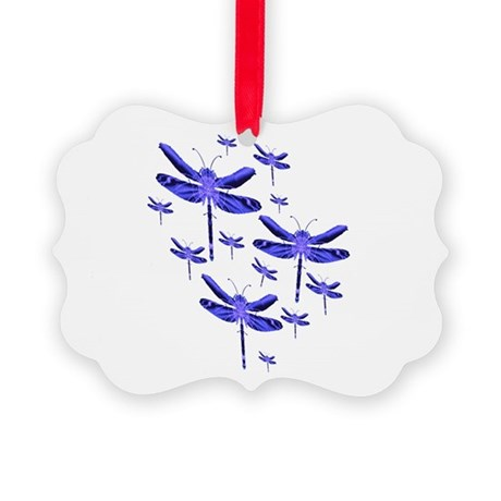 dragonfly4c.png Picture Ornament