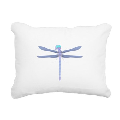 dragonfly8.png Rectangular Canvas Pillow