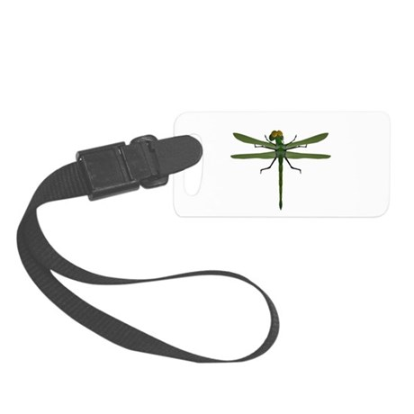 dragonfly8c.png Small Luggage Tag