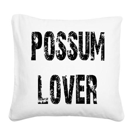 2-lover1d.png Square Canvas Pillow