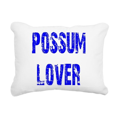 2-lover1.png Rectangular Canvas Pillow