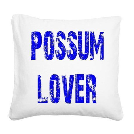 2-lover1.png Square Canvas Pillow