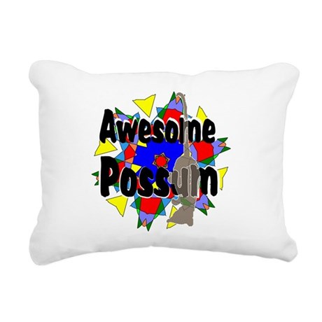 064.png Rectangular Canvas Pillow