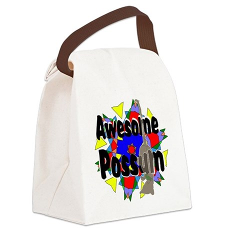 064.png Canvas Lunch Bag
