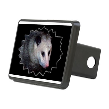 awesome possum Rectangular Hitch Cover