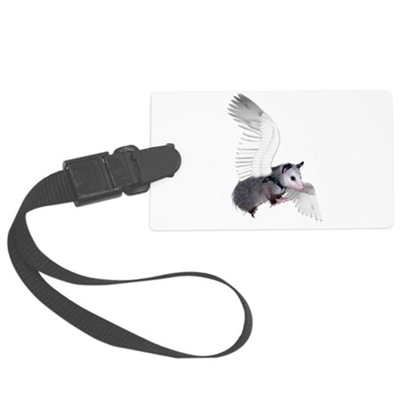 possum15ang.png Large Luggage Tag